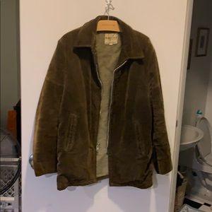 Vintage corduroy jacket size 42 or modern large